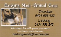 Barking Mad Animal Care